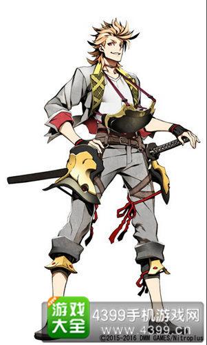 《刀剑乱舞》新角色--素早之剑