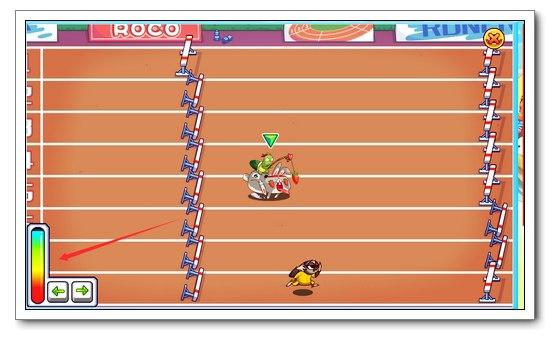洛克王国赛跑龟