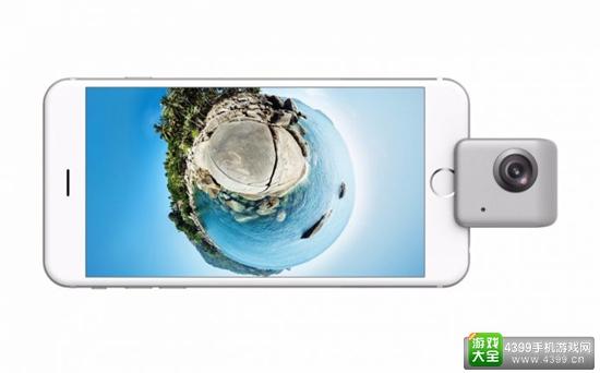 Insta360 Nano成为首款Facebook推荐全景相机