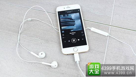 苹果六耳机接线图解