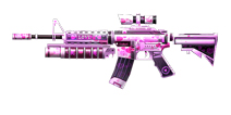 火线精英手机版M4榴弹-初恋步枪好不好 M4榴弹-初恋属性详解