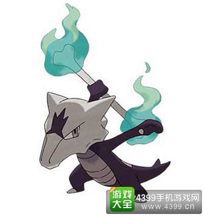 《精灵宝可梦:太阳/月亮》再曝新精灵 喵喵雷丘新姿态登场