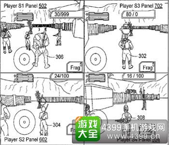 游戏玩法专利