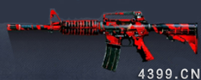 小米枪战M4A1-热血图鉴