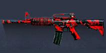 小米枪战M4A1-热血怎么样? 步枪M4A1-热血属性详解