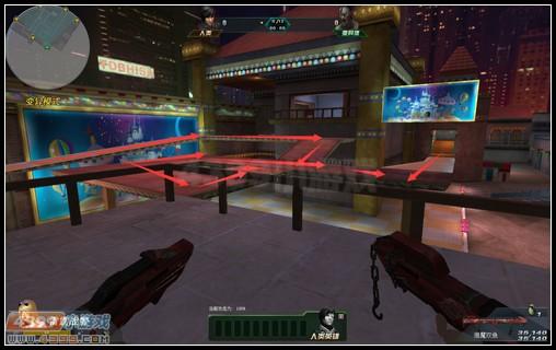 生死狙击主题乐园守点3
