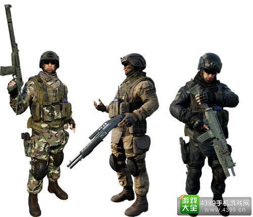 3A级PVP对战射击大作《幸存者》CS VR震撼来袭