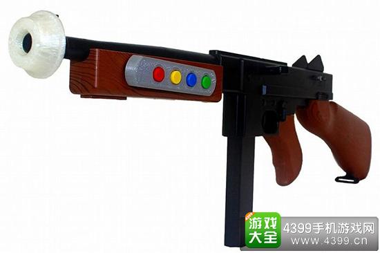 Vr射击游戏神器来临htc Vive枪型控制器开售4399vr虚拟现实
