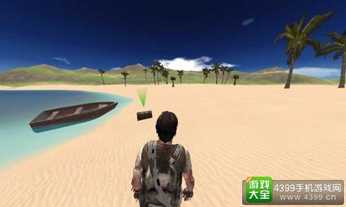 冒险生存游戏《荒岛求生:进化》中文版:我只想活下去