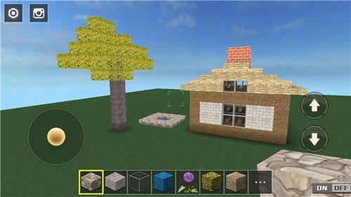 全民枪战2(枪友嘉年华)创造模式小屋怎么搭建