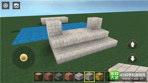 全民枪战2(枪友嘉年华)创造模式小桥搭建教程