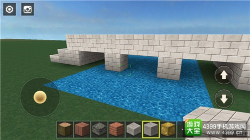 全民枪战2(枪友嘉年华)创造模式桥梁怎么搭建