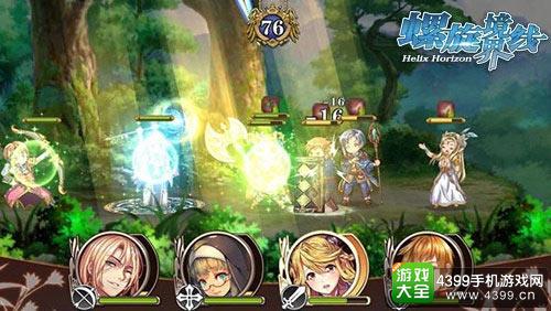 回归原始日式RPG《螺旋境界线》上线获好评