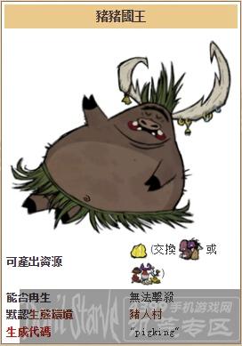 饥荒猪猪国王