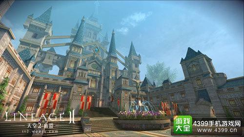 天堂2血盟精美游戏画面