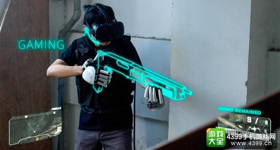 Dexmo 一款能够模拟触感的VR手套