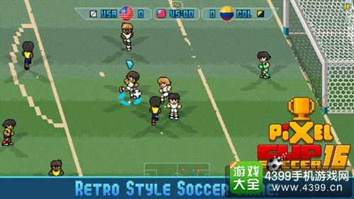像素世界杯3