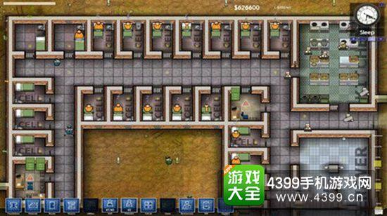 监狱建筑师安卓
