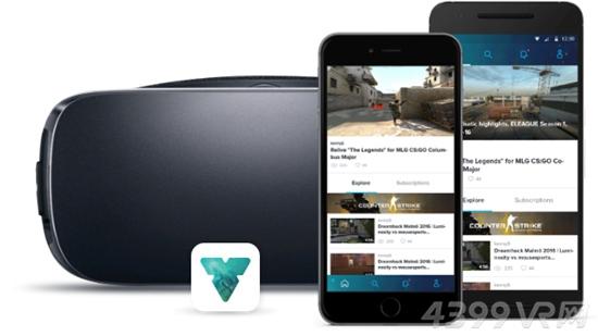 VR观战平台Sliver正式公测 可全景观看电竞赛事
