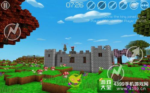 城堡史诗战斗怎么加人