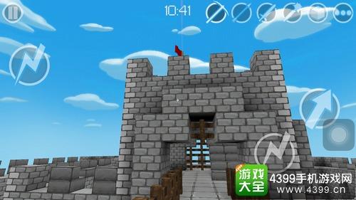 城堡史诗战斗怎么夺旗
