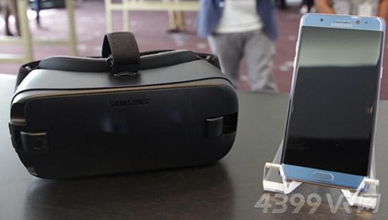 国行版Gear VR和Gear 360将随Note 7一同推出