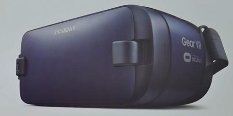 新一代Gear VR开箱视频