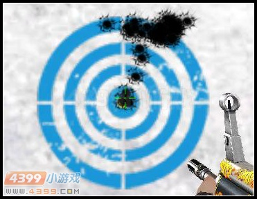 生死狙击烈焰95式扫射弹道