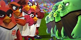 《愤怒的小鸟足球队》多地上架测试 足球经营更添微操玩法