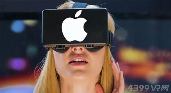 苹果进军VR