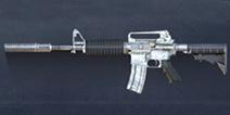 小米枪战M4A1-银月怎么样? 步枪M4A1-银月属性图鉴