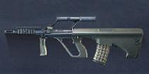 小米枪战AUG怎么样? 步枪AUG属性图鉴