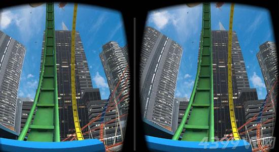 VR游戏界面