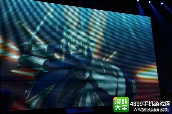 Fate/stay night手游将上线