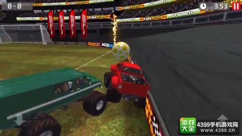 怪兽卡车足球