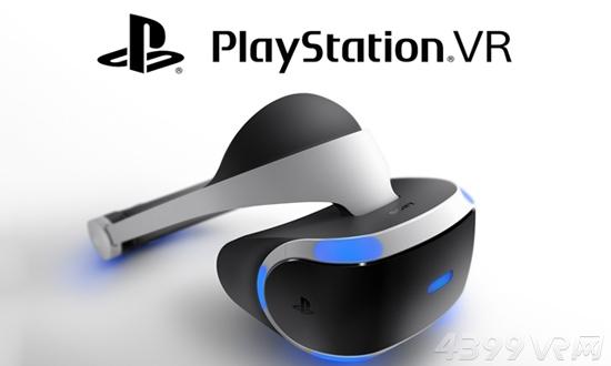 索尼PS VR设备展示