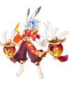 奥奇传说火兔神超神进化图鉴技能表特长