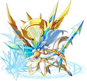 奥奇传说圣剑光明王