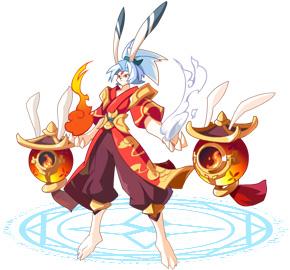 奥奇传说火兔神