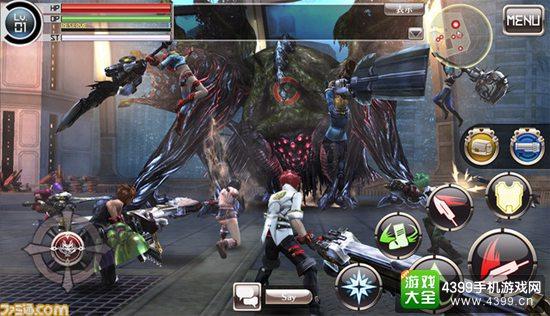 人气狩猎游戏登录移动平台 《弑神者Online》正式发布