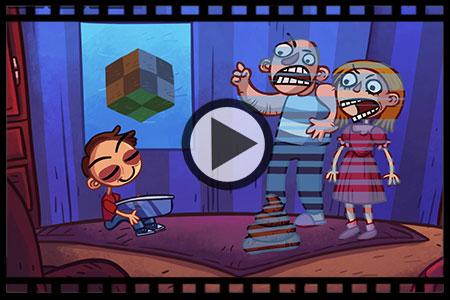 史上最贱的小游戏之电子游戏第7关攻略trollfacequestvideogames-troll