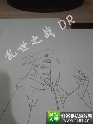 火影忍者手游迪达拉