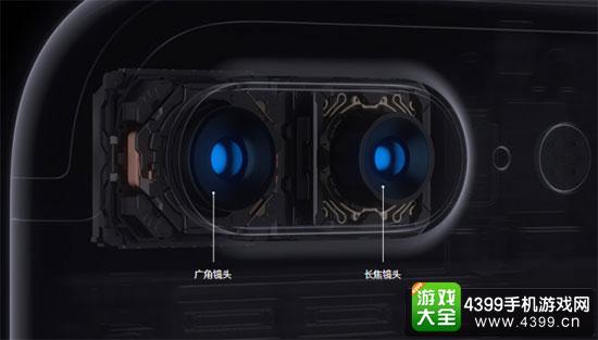 iPhone7 Plus双摄像头