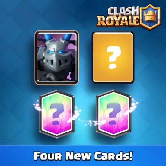 皇室战争更新预告:四张全新卡牌与传奇宝箱 4399部落冲突:皇室战争