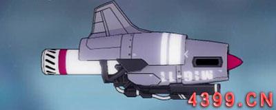 崩坏3MiG-11诱导弹图鉴