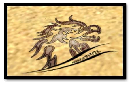 4399创世兵魂猎狮喷图