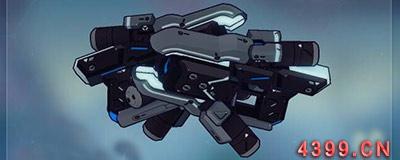 崩坏3合金·支配者手枪图鉴