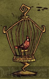 饥荒手机版鸟笼