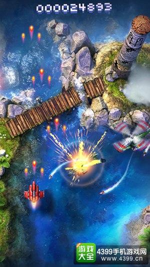 iOS飞行射击游戏精选 全员第一级战斗配置!
