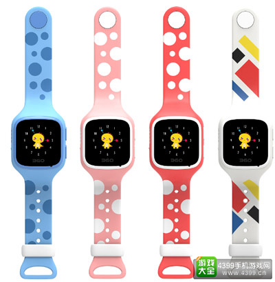 360巴迪龙儿童手表5s产品图
